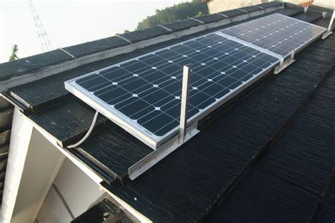 Panel Surya Untuk Rumahan cara merakit dan memasang panel surya sendiri di rumah
