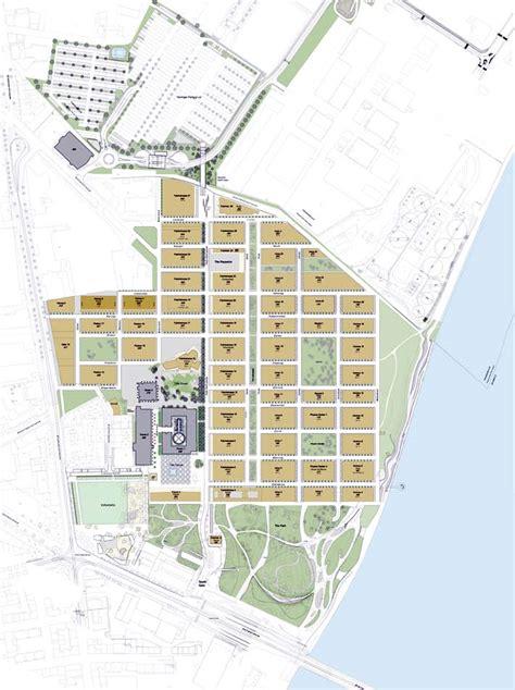 Design Plan Lighting by Novartis Headquarters Landscape Master Plan Amp Streets