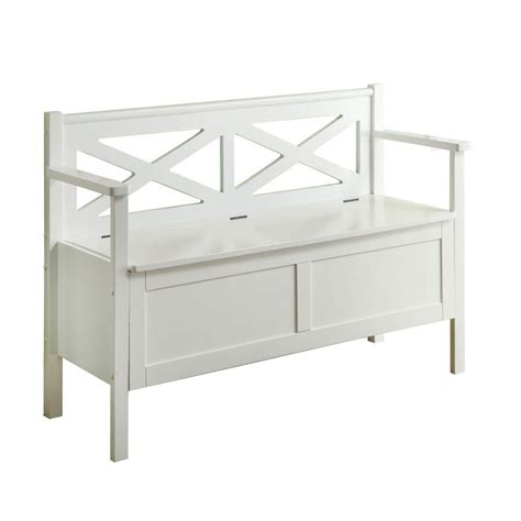 white wood bench monarch specialties bench 50 quot l white solid wood with
