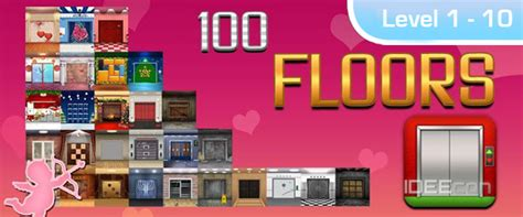 100 Floors Special Level 8 - 100 floors l 246 sung valentines special level 1 2 3 4 5