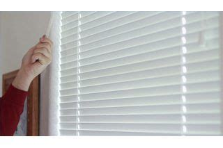 How Do You Put Blinds Down How To Clean Aluminum Mini Blinds The Easy Way Shades