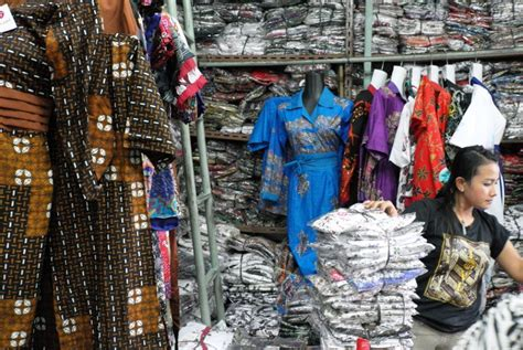 Baju Di Tanah Abang Pengrajin Baju Tanah Abang