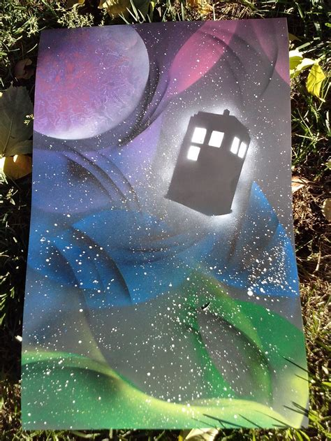spray paint abstract doctor who abstract spray paint by tier317 on deviantart