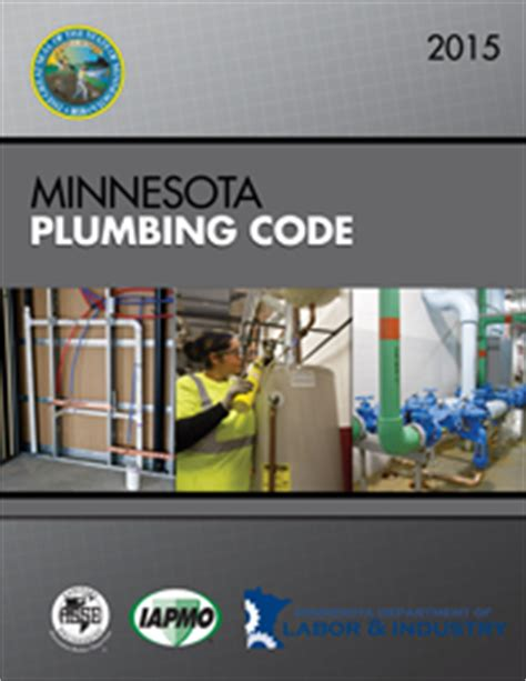 Us Plumbing Code by Plumbing Plan Review Minnesota Department Of Labor And