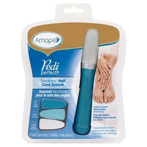 Amope Amope Pedi Perfect Electronic Nail Care System | amope pedi perfect electronic nail care syste target