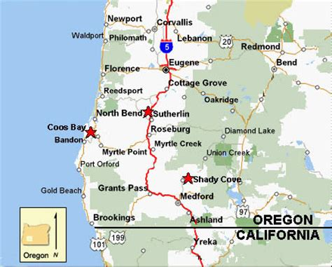 map of coos bay oregon the edgewater inn in coos bay oregon 541 267 0423 my