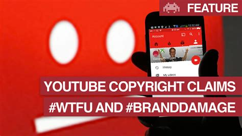 Copyright Claims by Copyright Claims Fair Use Brand Damage Wtfu