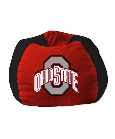 Ohio State Bean Bag Chair ohio state buckeyes bean bag chair
