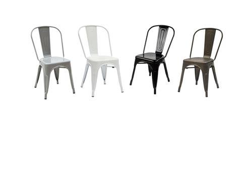 sedie metallo colorate sedie colorate in metallo lamiera prezzi outlet