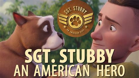 Sgt Stubby An American Cast Sgt Stubby An American Teaser Trailer