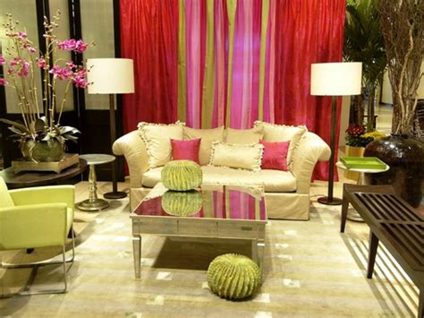 pink and green living room modern pink red and green living room room decor and