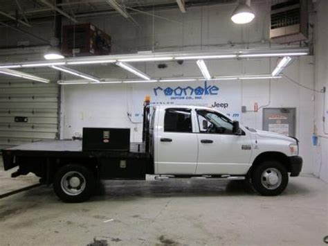 2007 dodge 3500 specs 2007 dodge ram 3500 st cab 4x4 chassis data info and