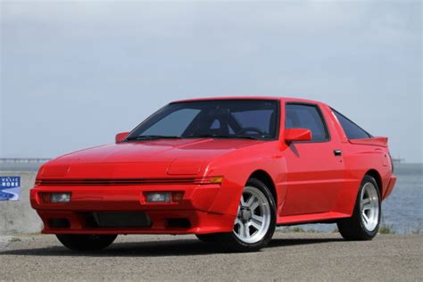 Conquest Tsi Specs by 1988 Chrysler Conquest Tsi Collector Car 35k Show