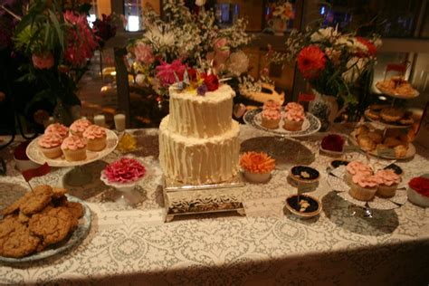 dessert bar wedding cake urban unveiled trends and tips from a haute wedding show