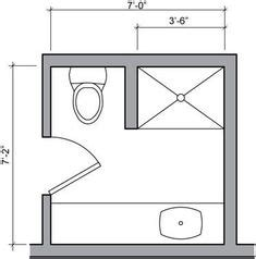 5x5 bathroom layout 28 images best 20 small bathroom
