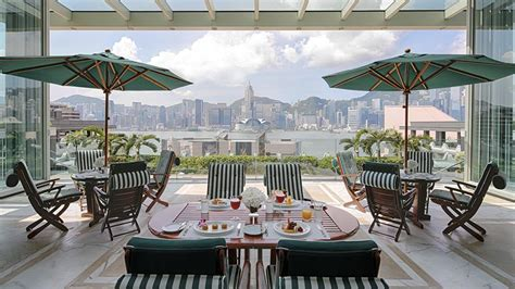 Glass Roof House hong kong luxury hotel the peninsula hong kong