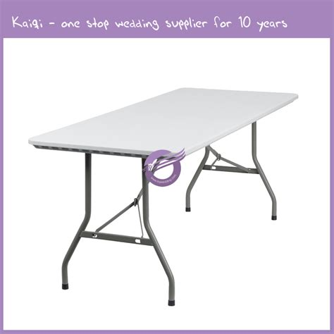 10 foot folding table 28 4 ft plastic folding table duragood 4 foot rectangular