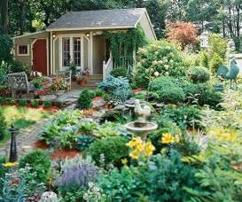 62 best country cottage gardens images on