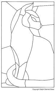 Siamese Cat Lamp by Free Siamese Cat Pattern Window Panels Window Panels