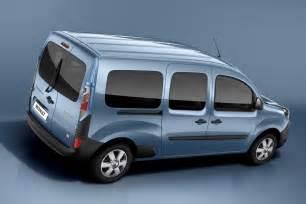Renault Kangaroo All Electric 2013 Renault Kangoo Z E Gets A New