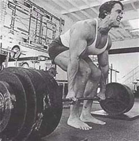 arnold schwarzenegger bench max reasons your deadlift is not improving zelsh