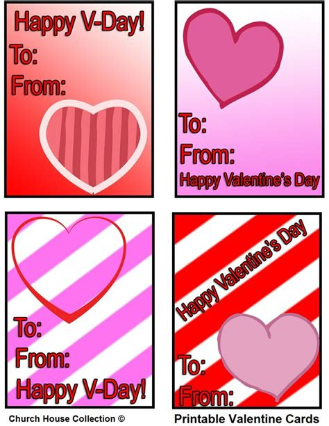 valentines cards for school printable 155 best s day stuff images on
