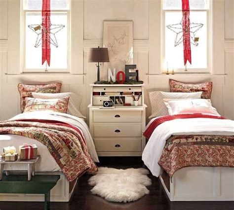 Christmas Bedroom Decorationsamazing Beautiful Christmas Decoration For Bedrooms