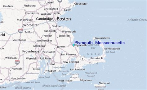where is plymouth massachusetts plymouth massachusetts tide station location guide
