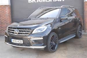 Mercedes Ml63 For Sale Used 2015 Mercedes Ml63 Amg Amg Performance Pack For Sale