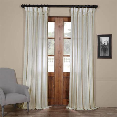 half price draperies half price drapes antigua gold striped linen sheer curtain