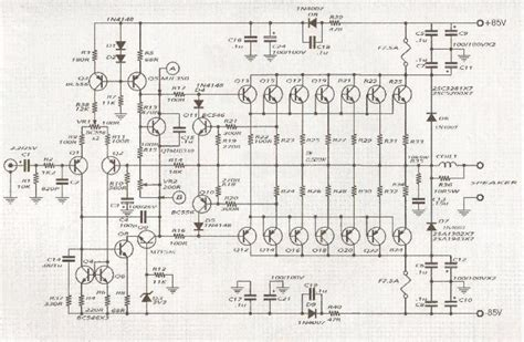 Power Lifier Spl 600 watts lifier schematic diagram 28 images 600 watt