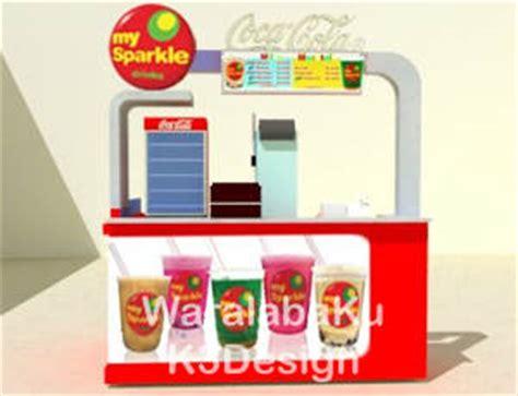 desain gerobak crepes desain booth produksi booth desain interior gerobak
