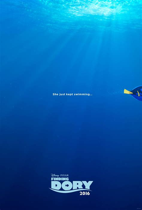 Www Finding Finding Dory Posters Ask Audiences To Play Hide And Seek Collider