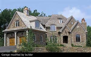House Plans With 2 Master Suites On Main Floor plan w17528lv stone and brick french country e
