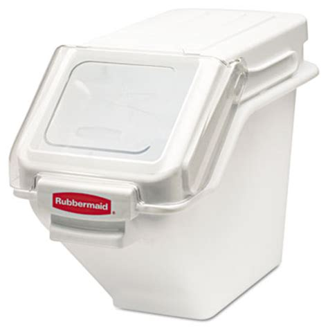 Rubbermaid 174 Commercial Prosave Shelf Storage Ingredient Cooking Container Kitchen Supplies