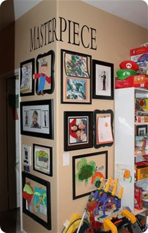 art display ideas organising kids artwork on pinterest kids artwork kid