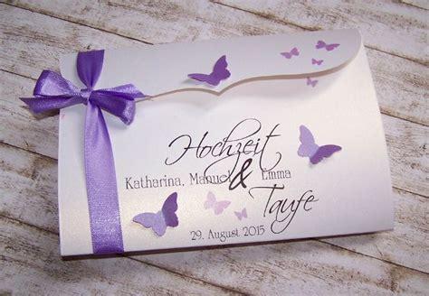 Einladungskarten Hochzeit Flieder by Einladung Hochzeit Taufe Flieder Bogenkarte Gross