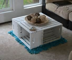 different ways to paint a table 39 wood crate storage ideas that will have you organized in no time