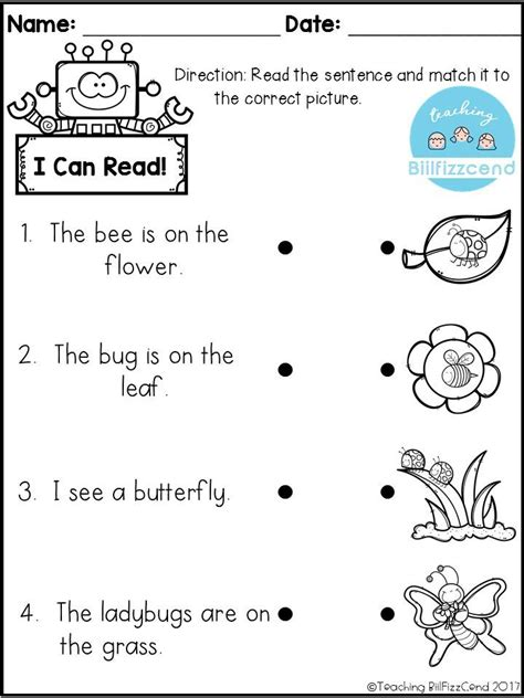 printable games for english language learners free reading comprehension activities great for pre k