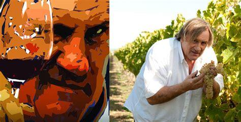 gerard depardieu vignoble g 233 rard depardieu livre ses passions de viticulteur le