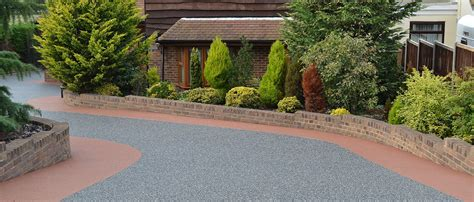 Resin Patio by Resin Bonded Driveways Stoneway Paving