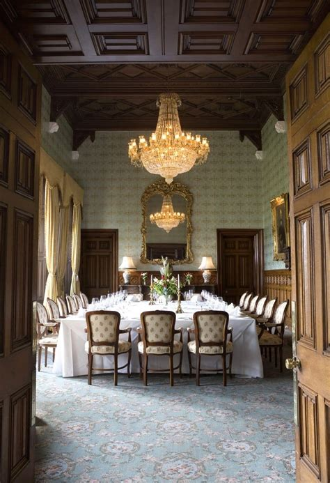 The Dining Room Ie by Castles Great Britain Travel2next
