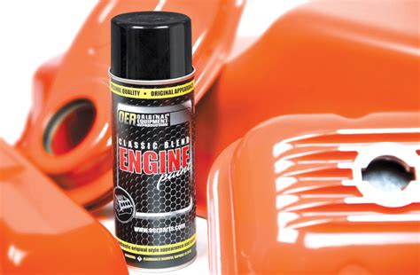 classic industries factory matching engine paint for gm musclecars chevy