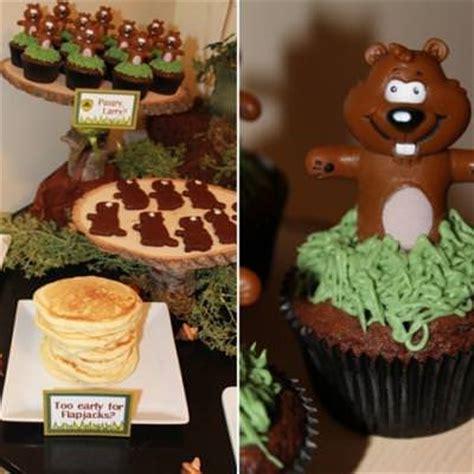 groundhog day birthday groundhog day food themes
