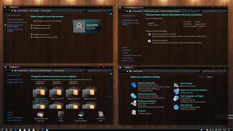 elegant theme for windows 8 1 genuine customize elegant dark 2 0 theme for windows 10