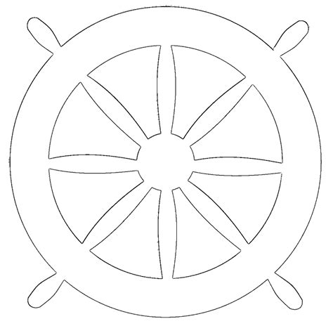 ship wheel template ship wheel template 28 images pirate ship wheel