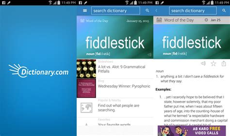 free dictionary for android 10 free dictionary apps for android to look it up