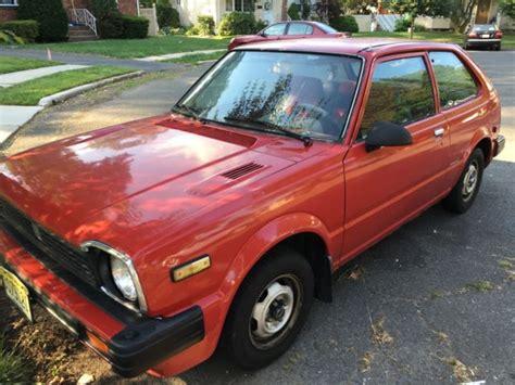 honda 3 door hatchback 1980 honda civic 3 door hatchback