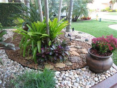 decoracion del jardin con piedras jardines con piedras 45 fotos y sugerencias para su dise 241 o