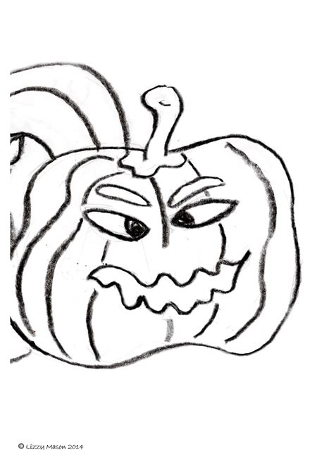 a4 printable halloween pictures ready to print pumpkin printable for halloween displays